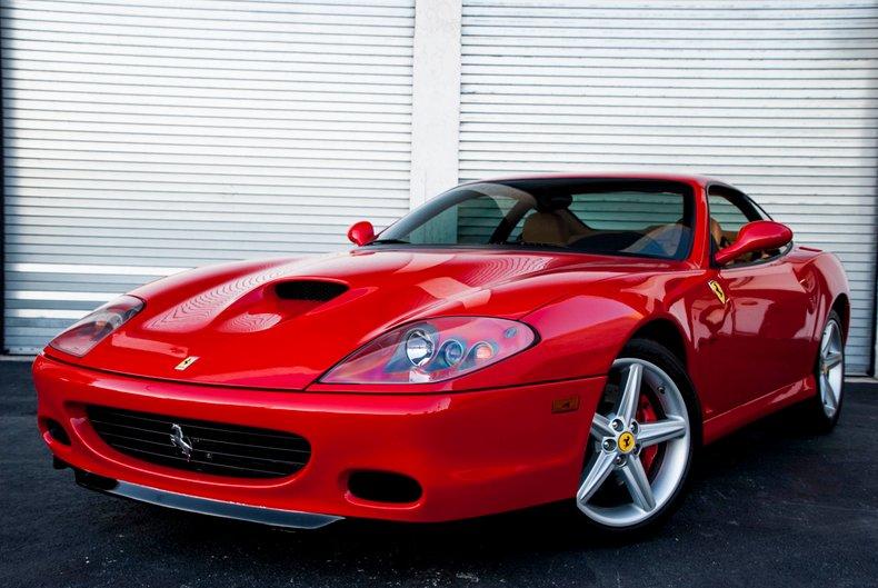 2002 Ferrari 575