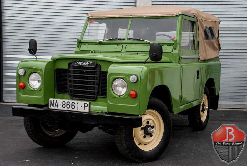 1982 Land Rover Series III For Sale