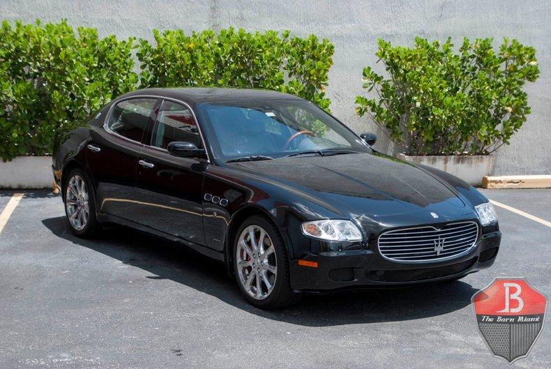 2006 Maserati Quatroporte