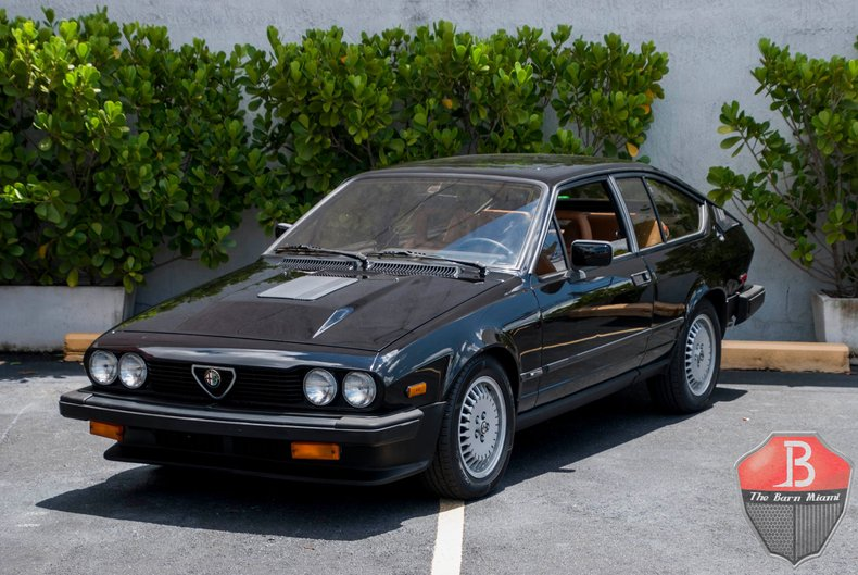 1986 Alfa Romeo GTV For Sale