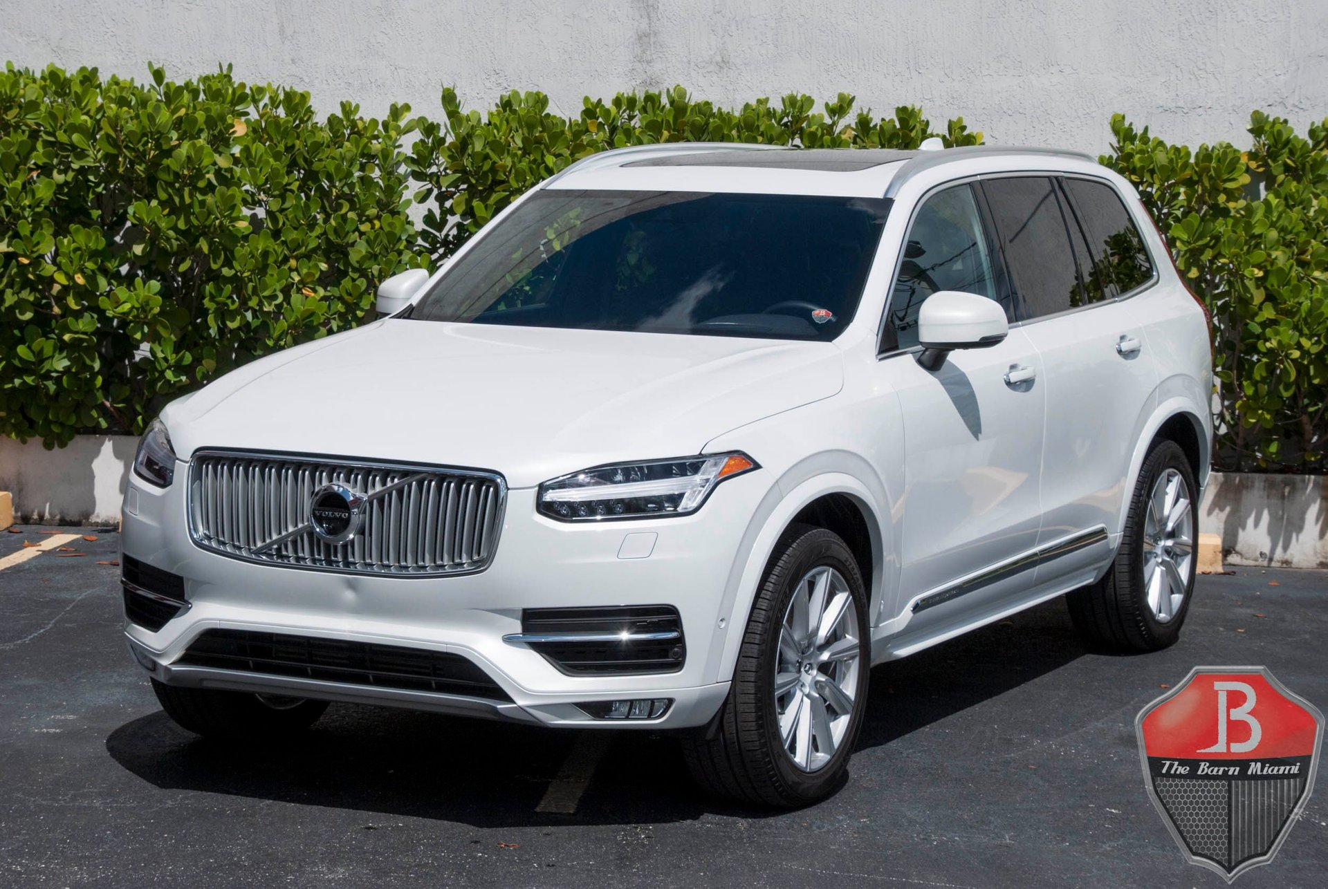 2016 volvo xc 90 inscription t6