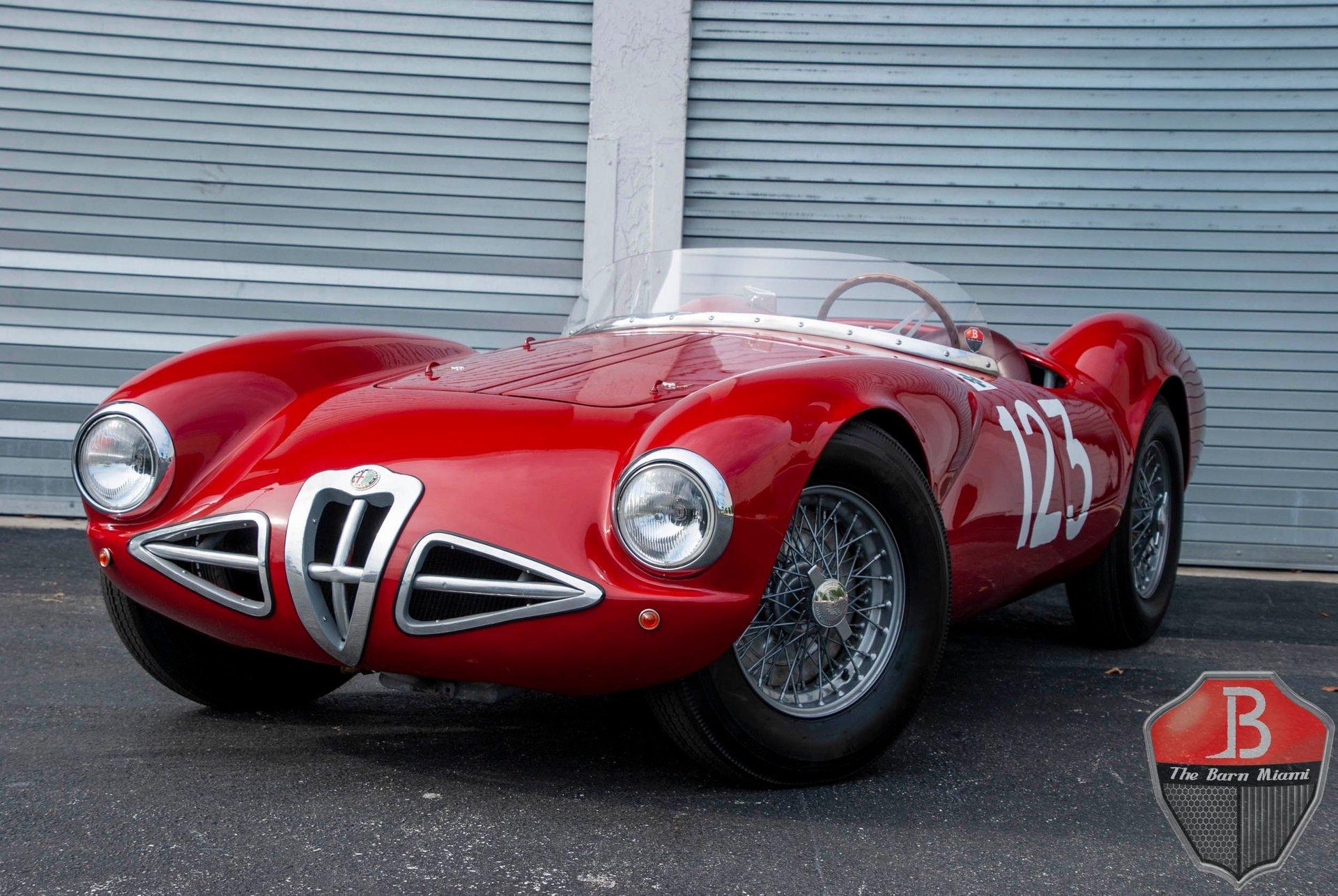 1952 alfa romeo 1900 c52 disco volante fianchi stretti