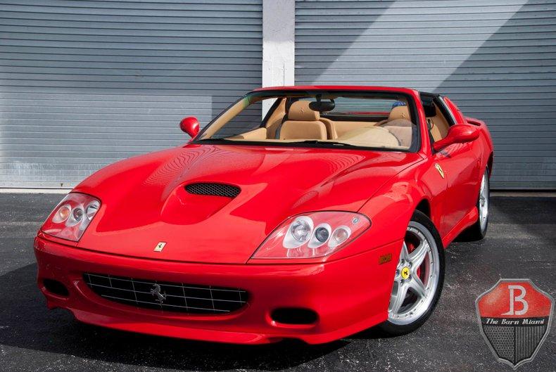 2005 Ferrari 575 SA