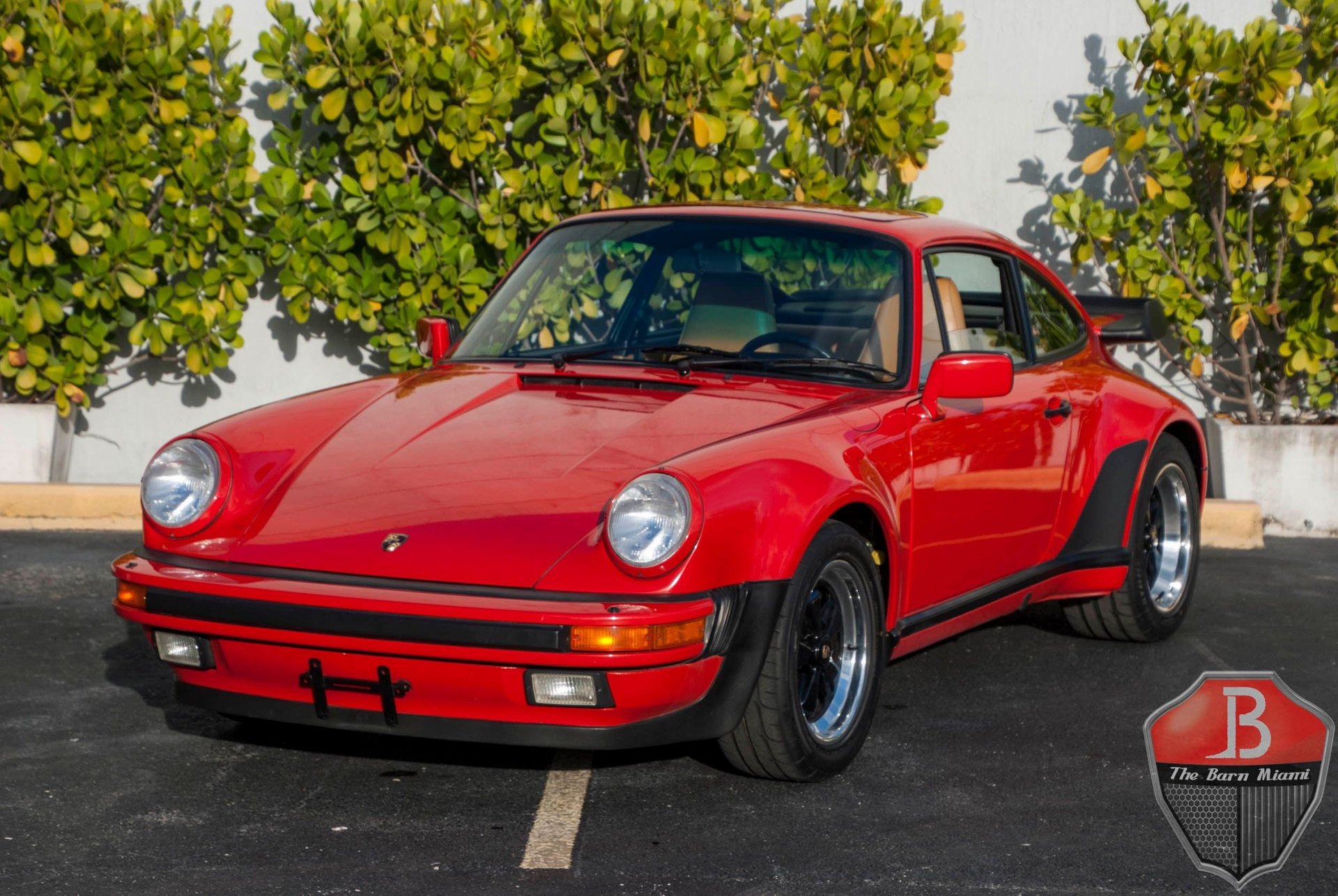 1989 porsche 911 930 turbo