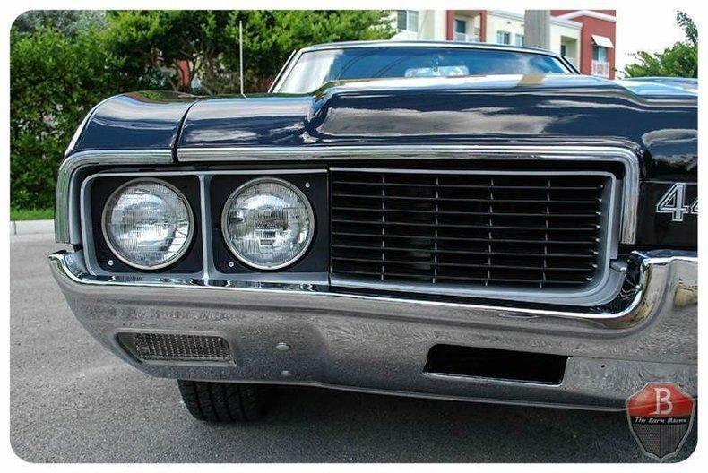 1969 Oldsmobile 442 | The Barn Miami