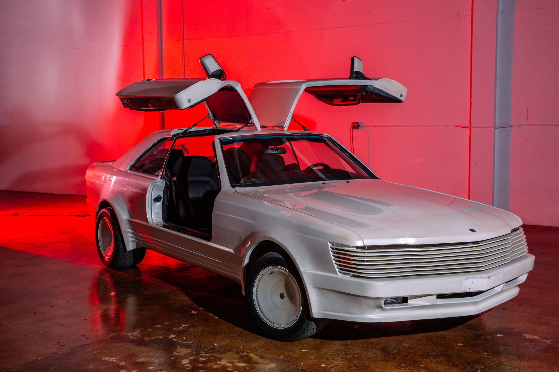 1987 mercedes benz 500 sec sbarro