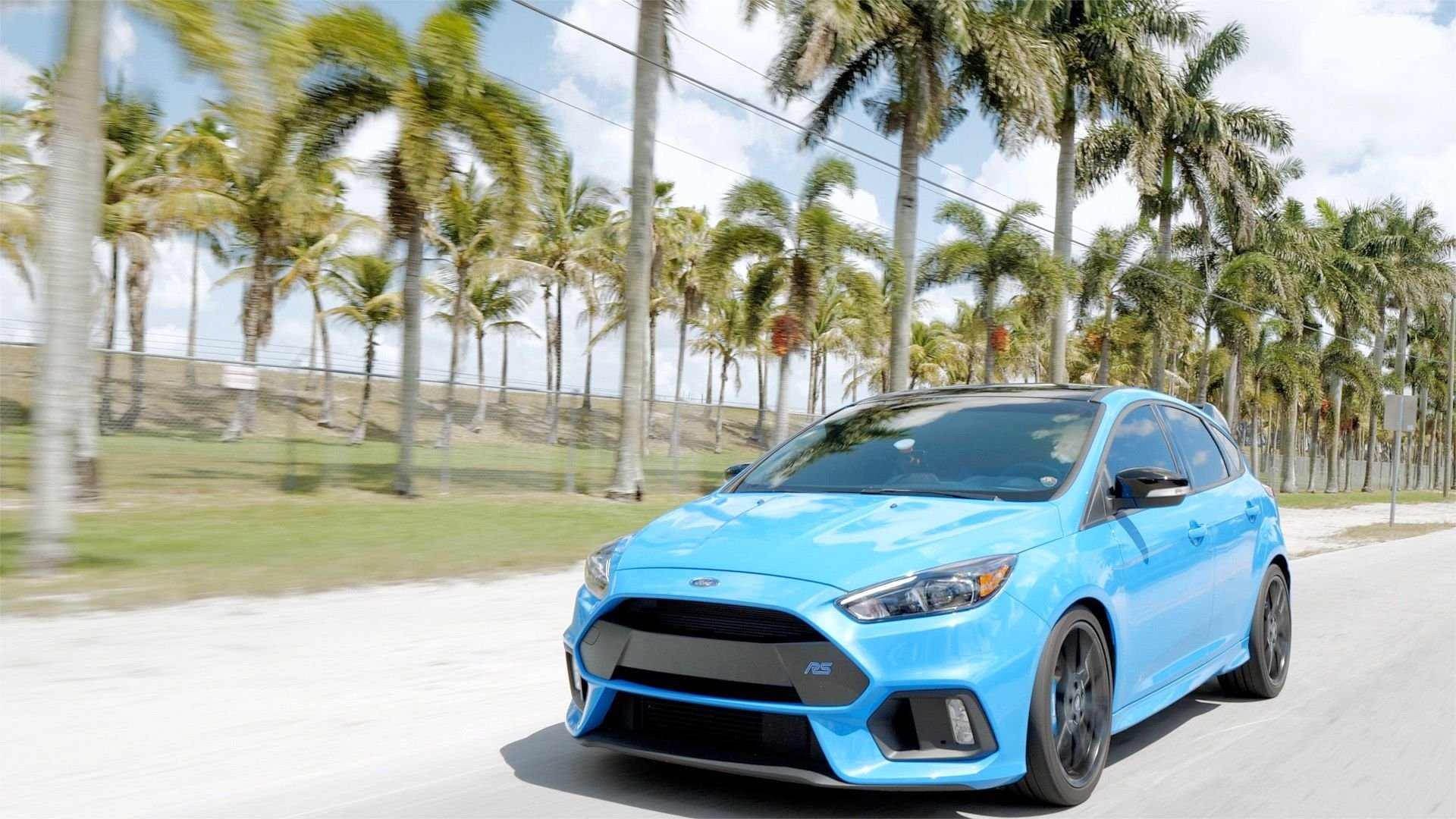 2018 ford focus rs 2 3l turbo manual trans
