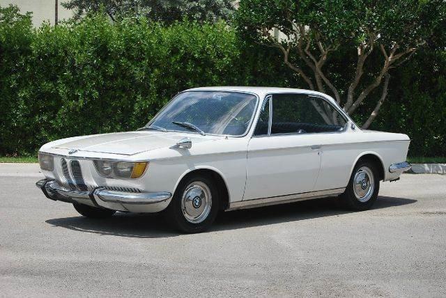 1967 bmw 2000cs