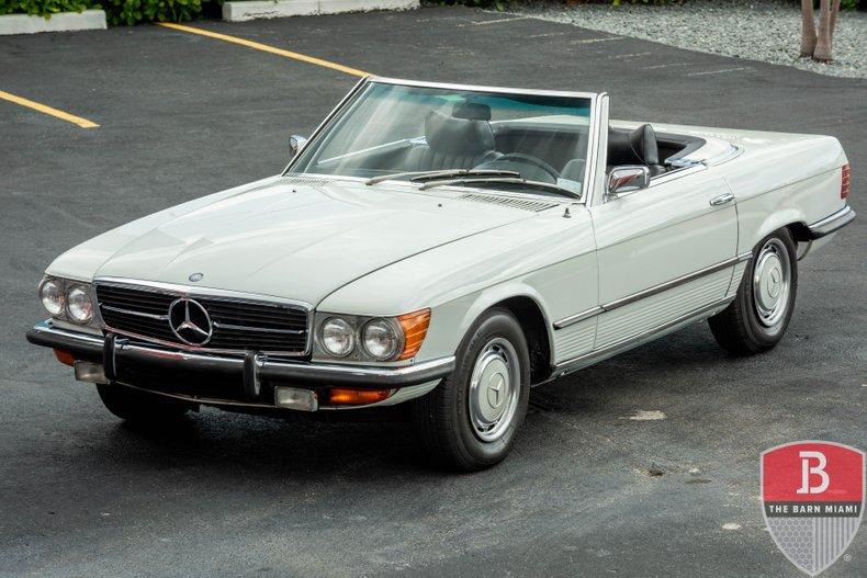 1972 Mercedes-Benz SL-Class