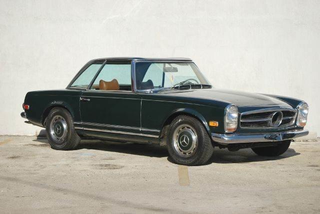 1969 mercedes benz 280 class