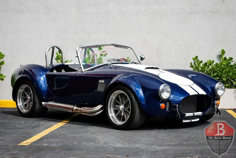 1965 Backdraft Racing Roadster