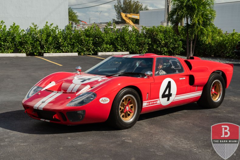 1966 Shelby GT40S