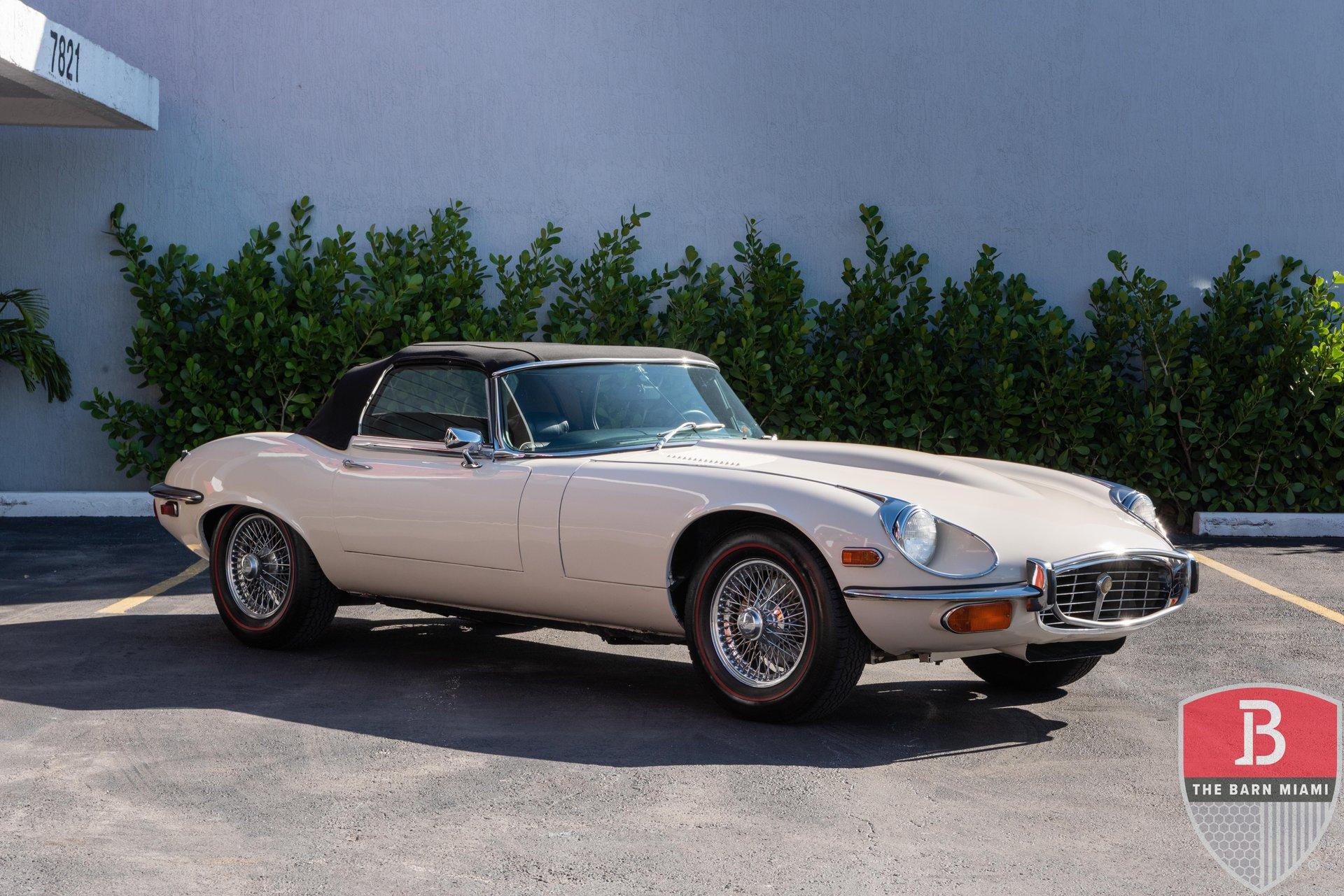 1972 jaguar e type xke