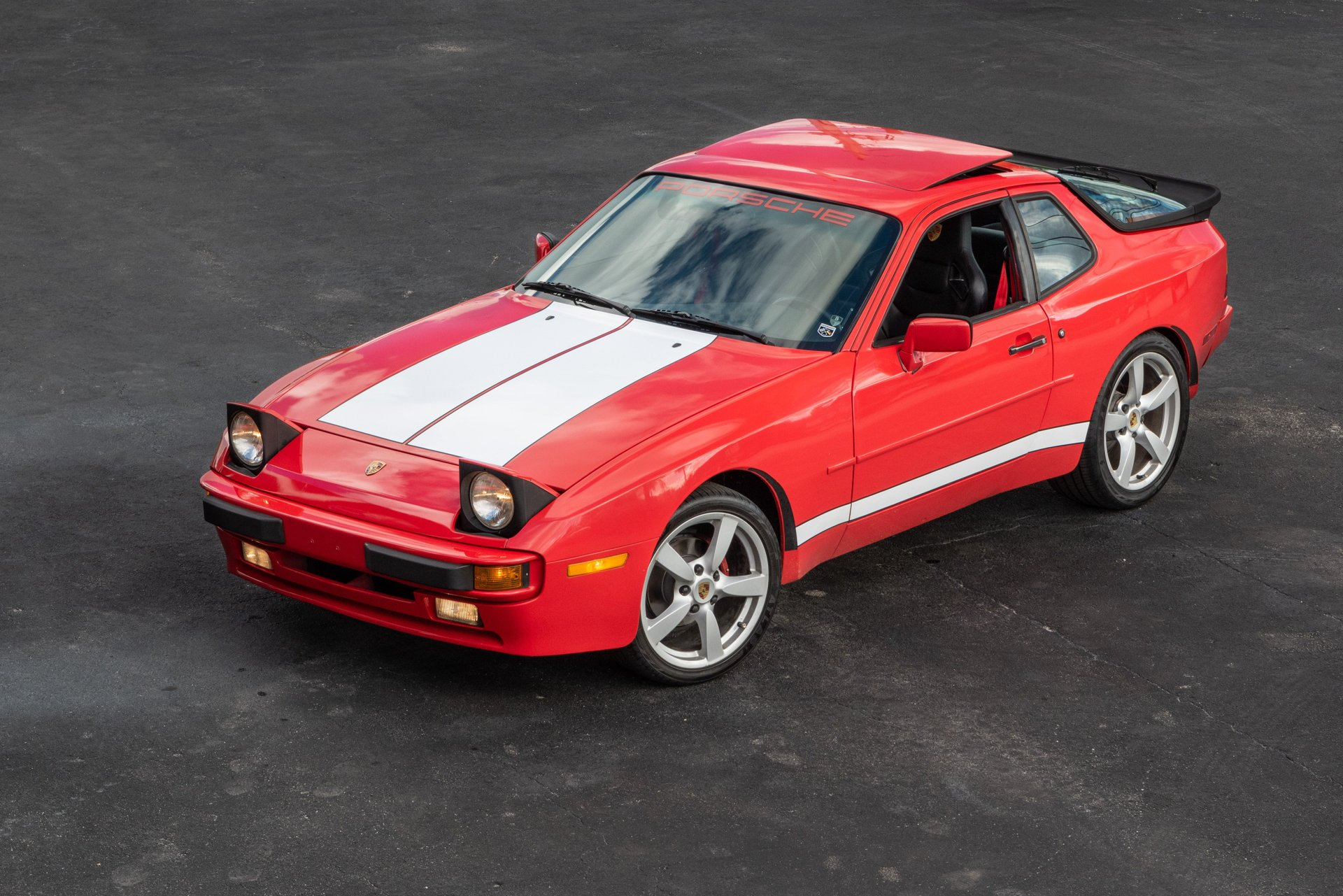 1987 porsche 944 s