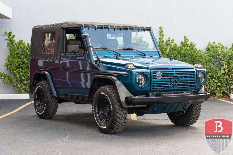 1990 Mercedes-Benz G Wagon