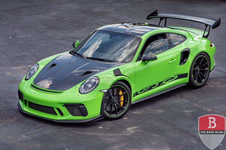 2019 Porsche GT-3