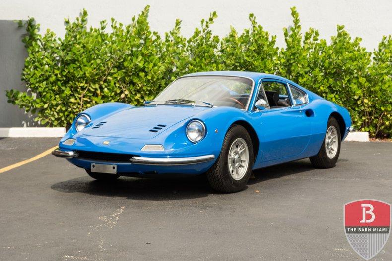 1970 Ferrari Dino