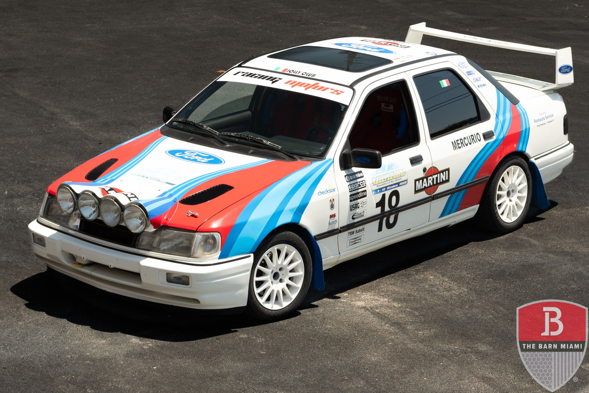 1991 ford sierra rs cosworth