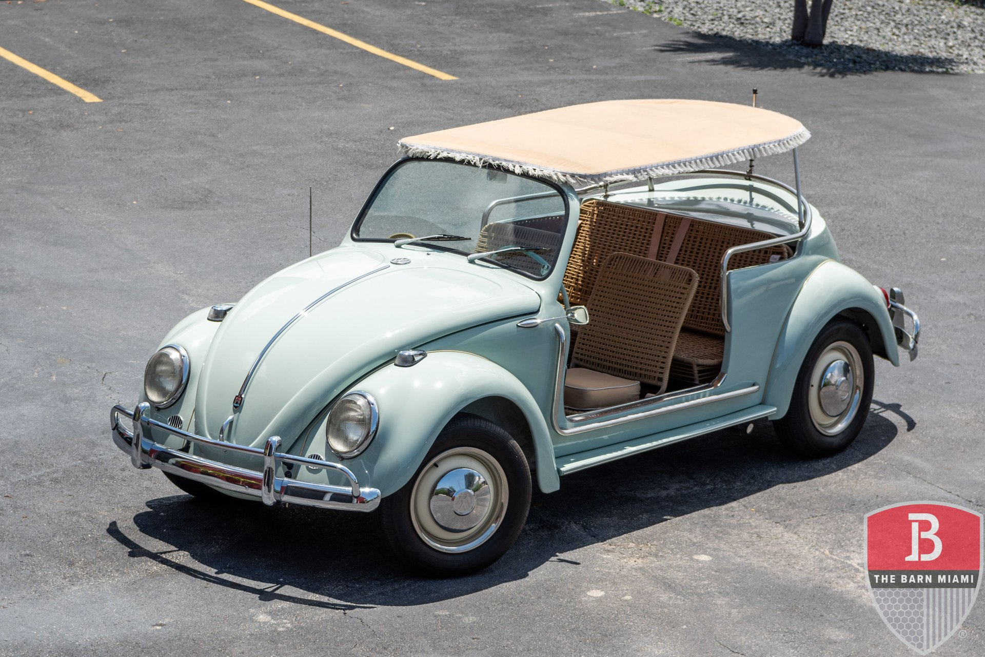 1966 volkswagen beetle jolly