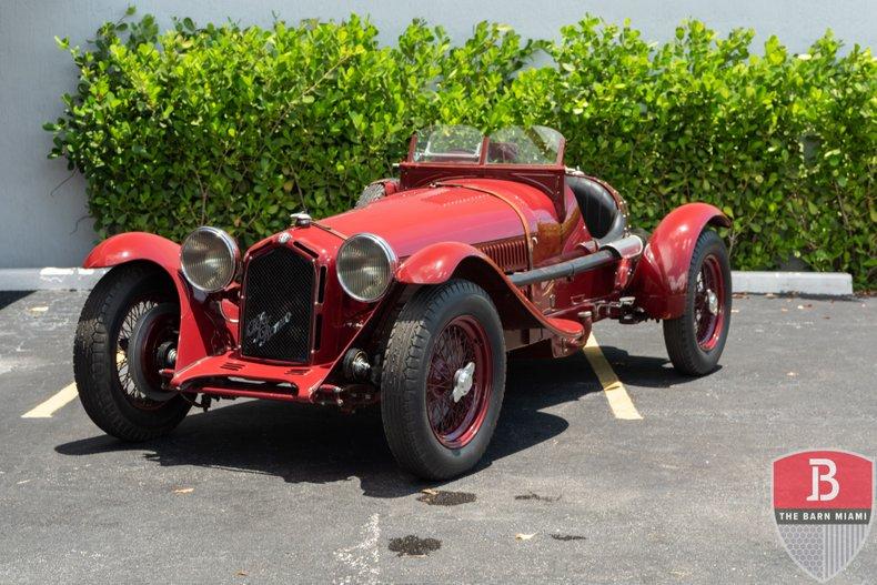 1933 Alfa Romeo 8C Monza