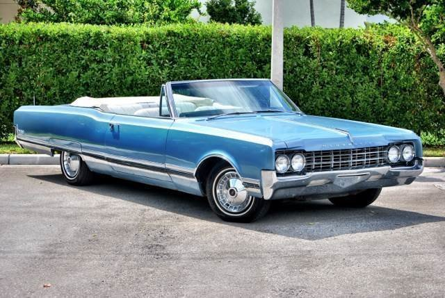 1965 Oldsmobile Ninety-Eight