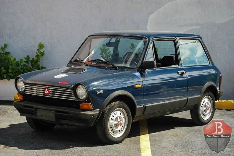 1976 Fiat A112
