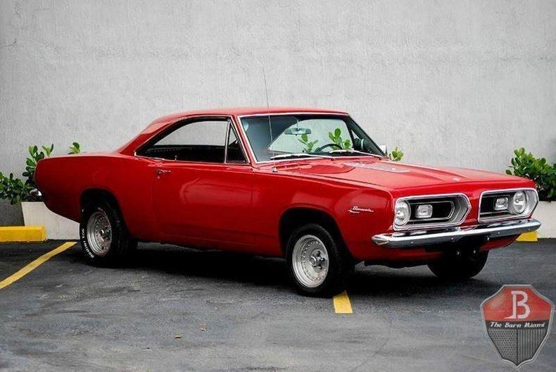 1967 Plymouth Barracuda | The Barn Miami®