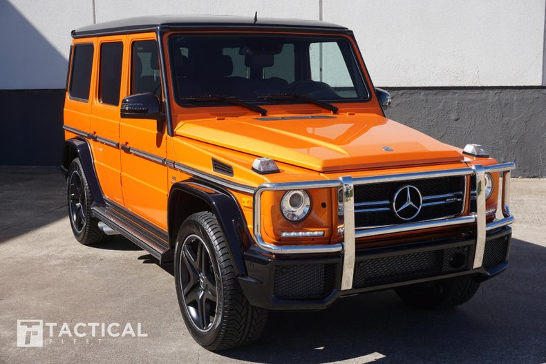 2016 Mercedes-Benz G-Class For Sale