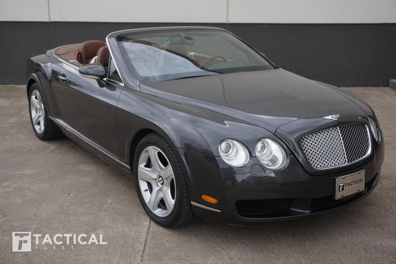 2008 Bentley Continental For Sale