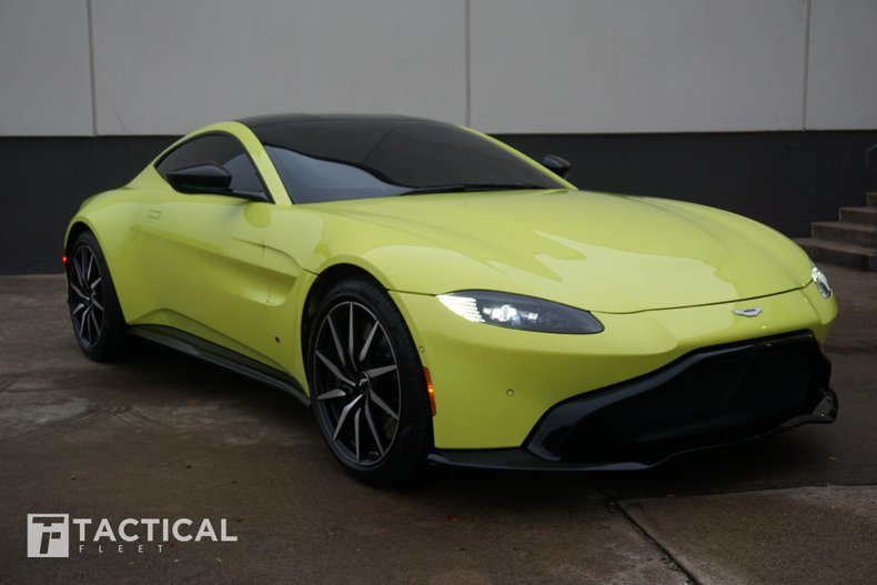 2019 Aston Martin Vantage For Sale