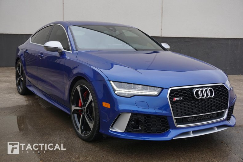 2017 Audi RS 7 For Sale