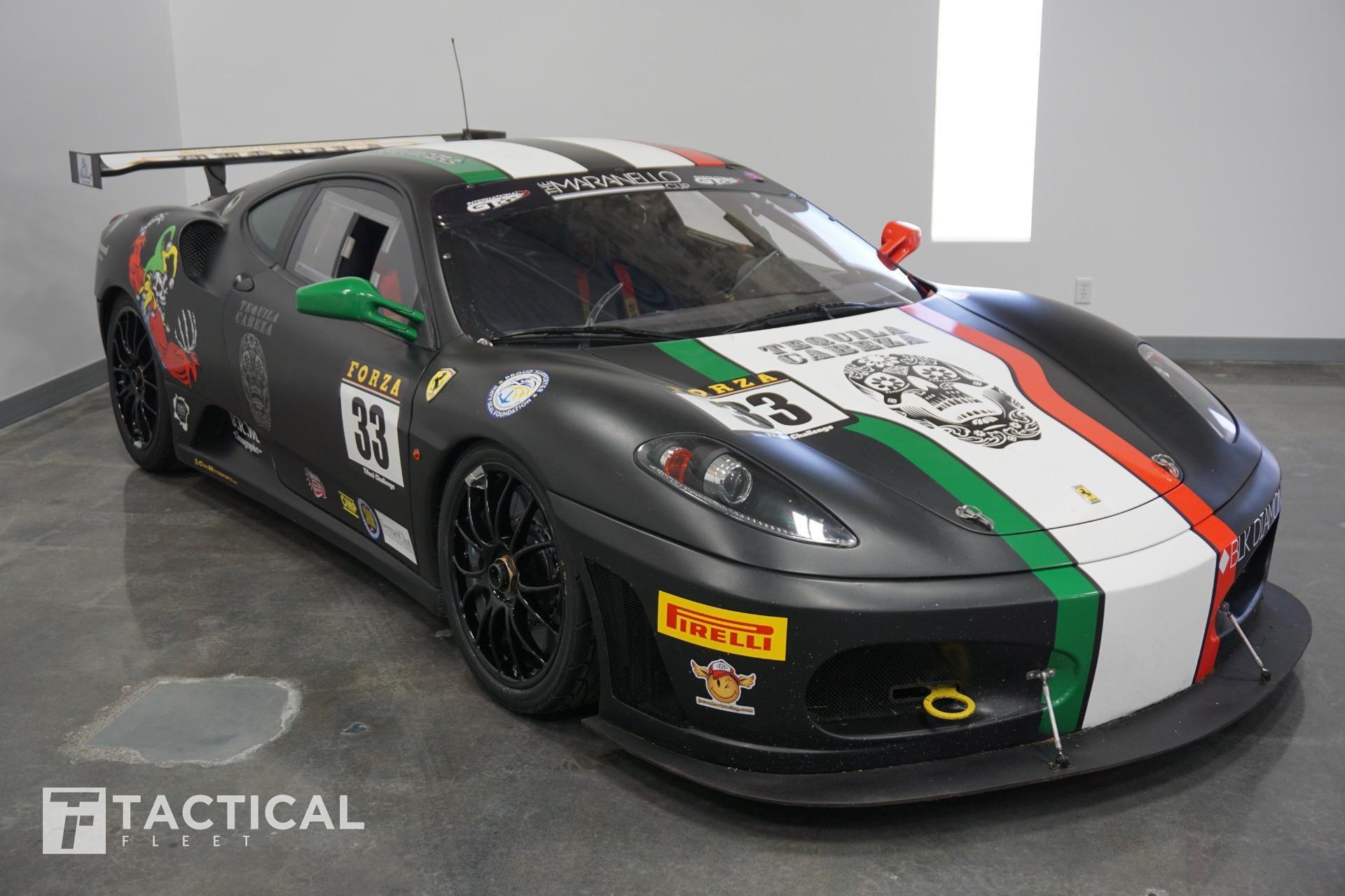 2007 Ferrari F430 Challenge Race Car For Sale 2622 Motorious