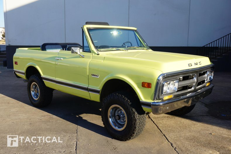 1968 GMC Jimmy For Sale
