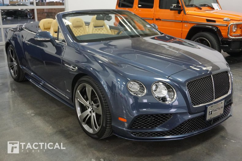 2016 Bentley Continental For Sale
