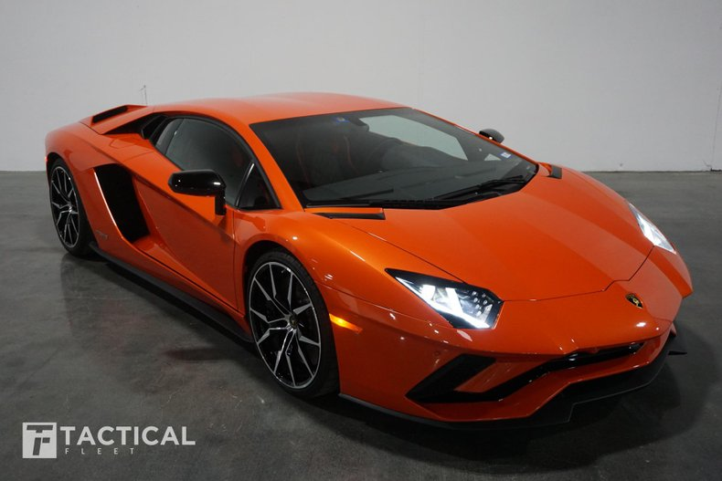 2018 Lamborghini Aventador For Sale