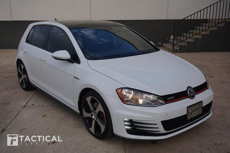 2015 Volkswagen Golf GTI For Sale