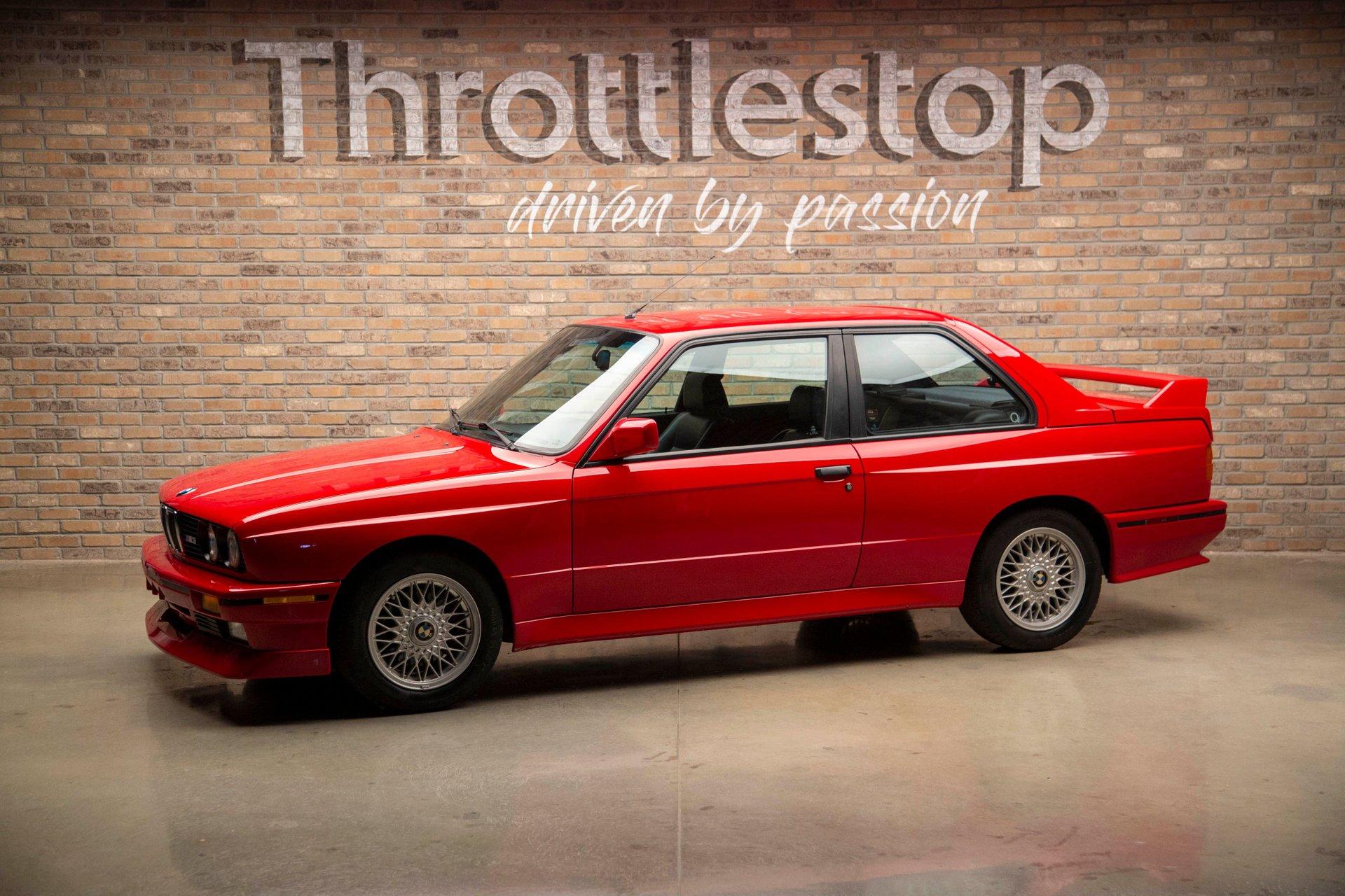 1988 bmw m3 e30 coupe
