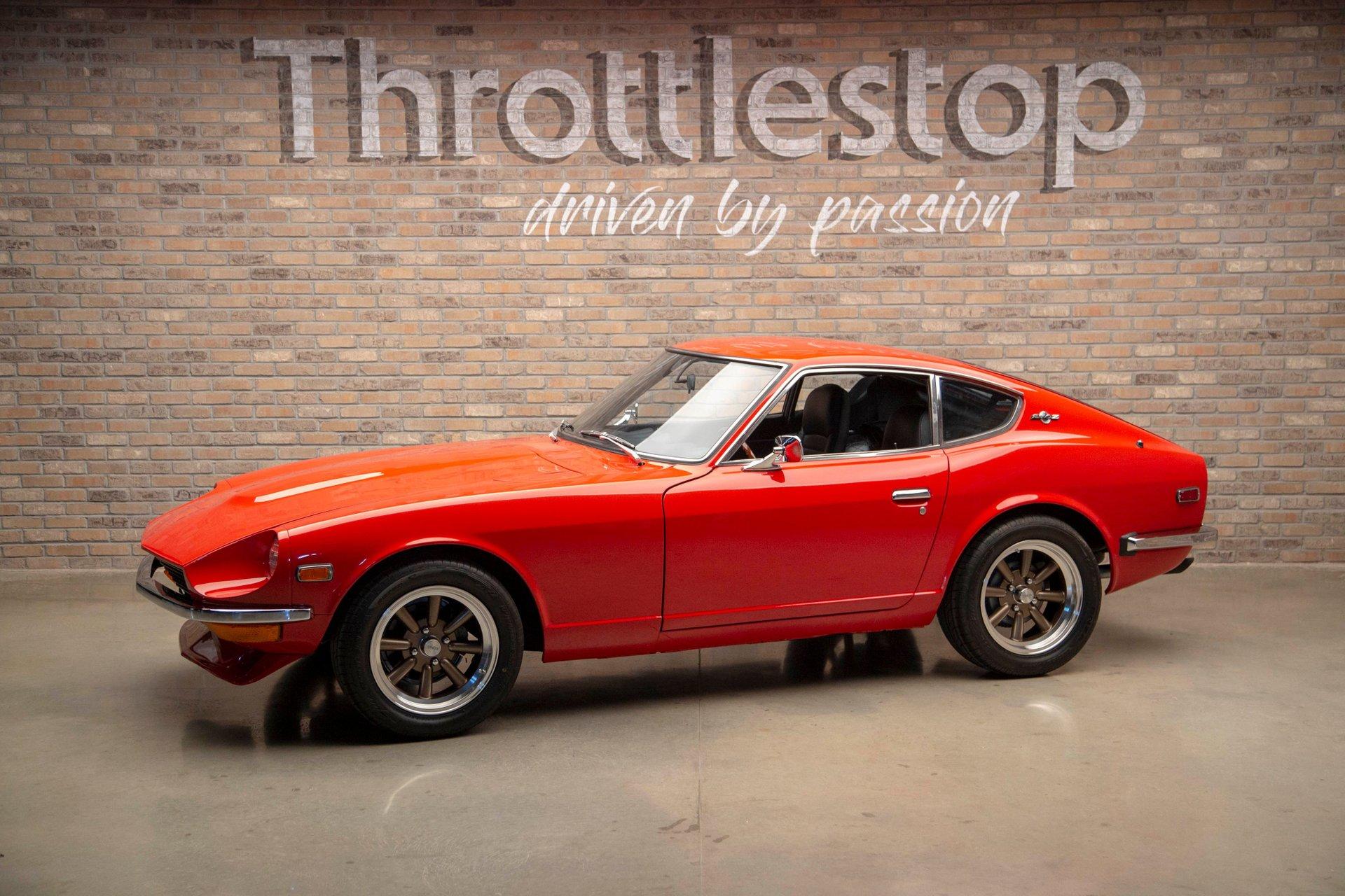 1971 datsun z series 240z
