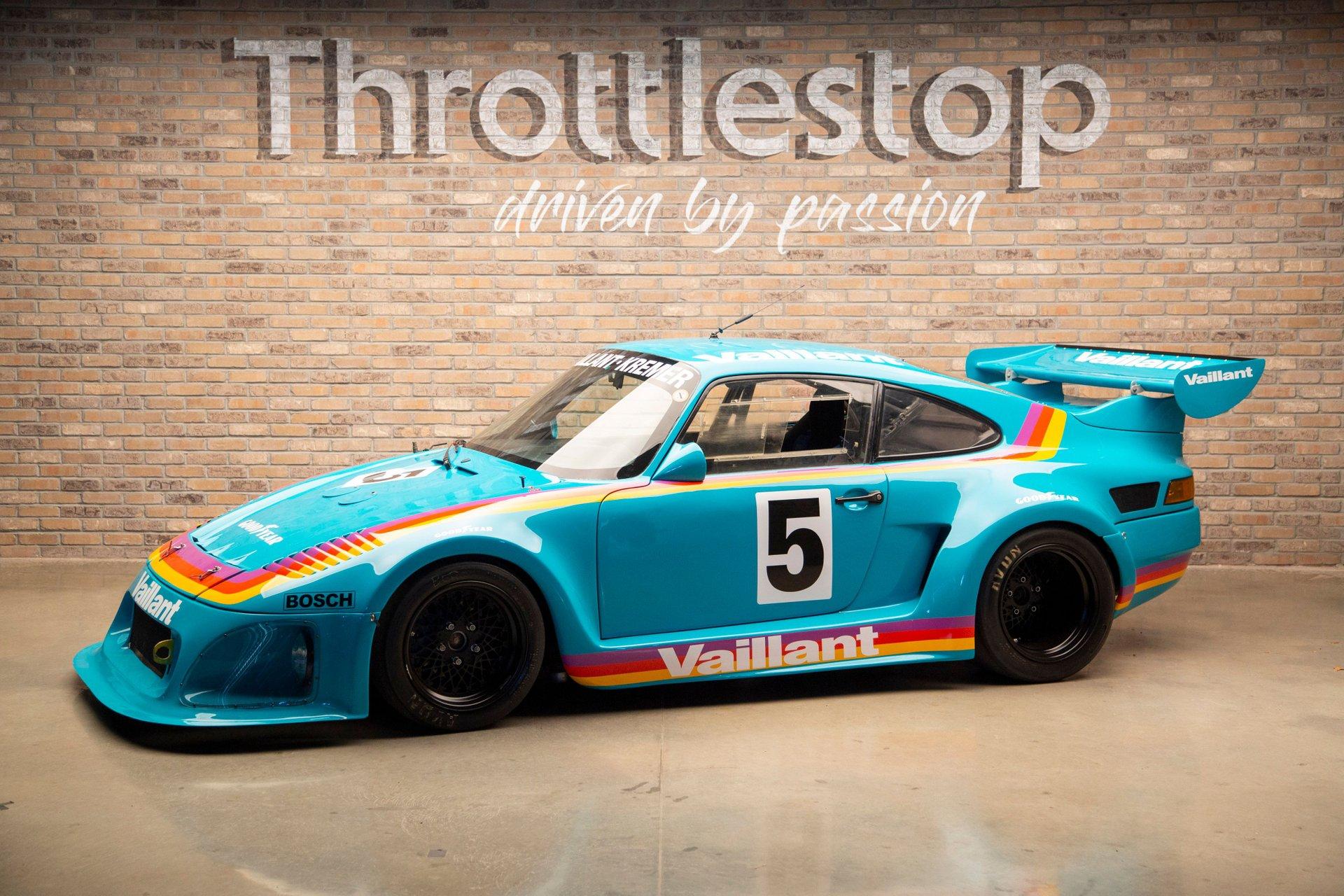 1976 porsche kremer 935 race car
