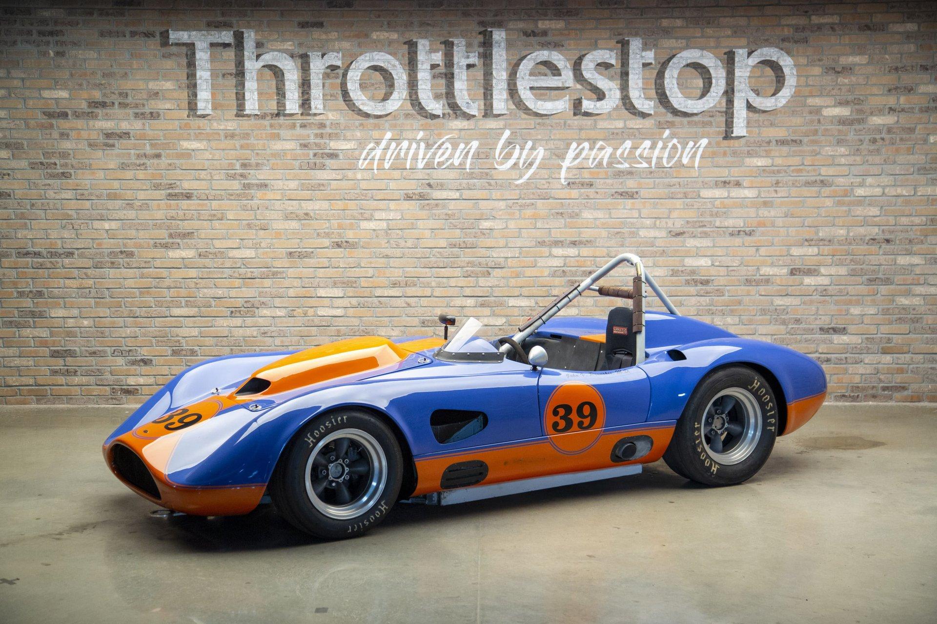 1957 devin enterprises super sport racer