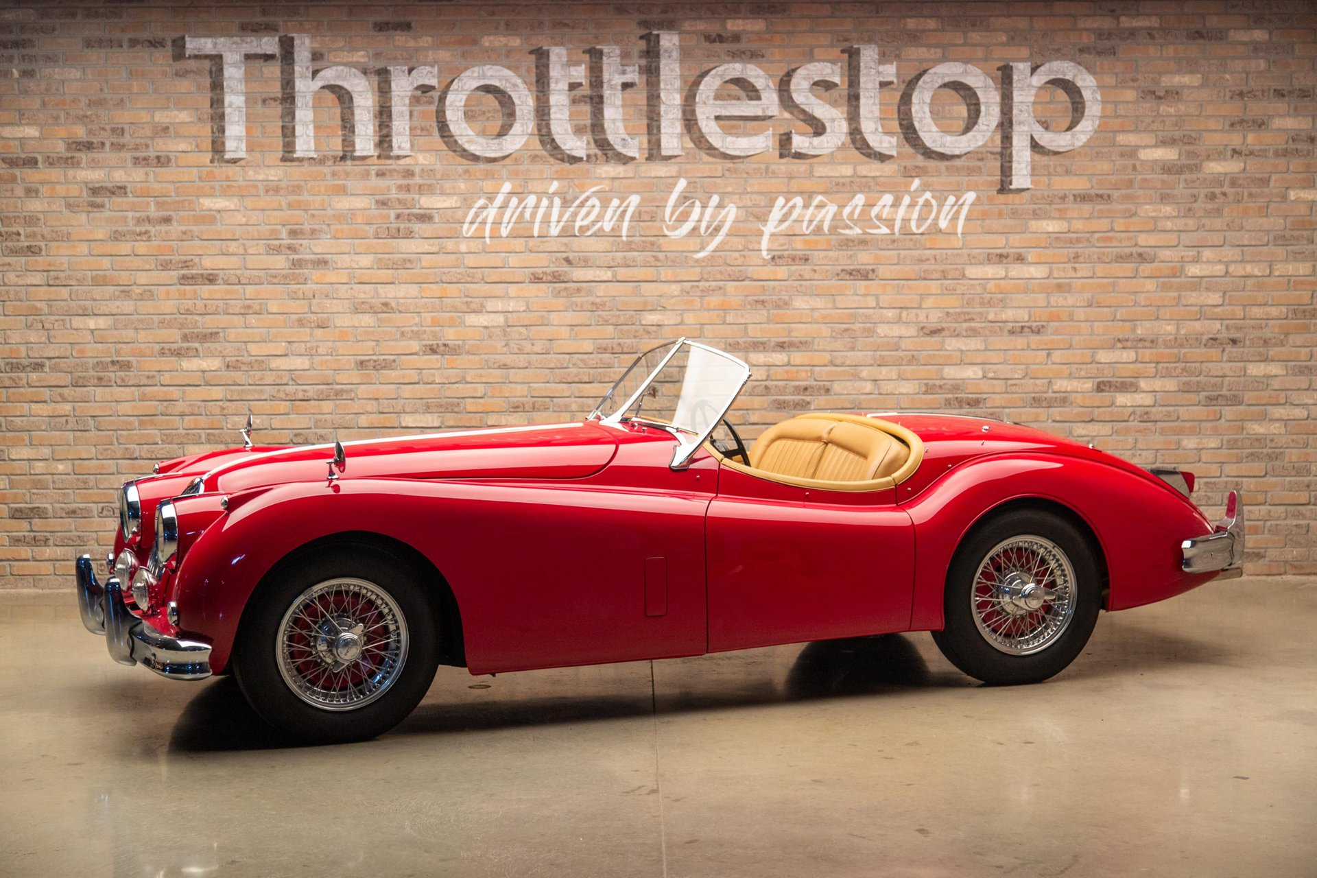 1957 jaguar xk140 roadster