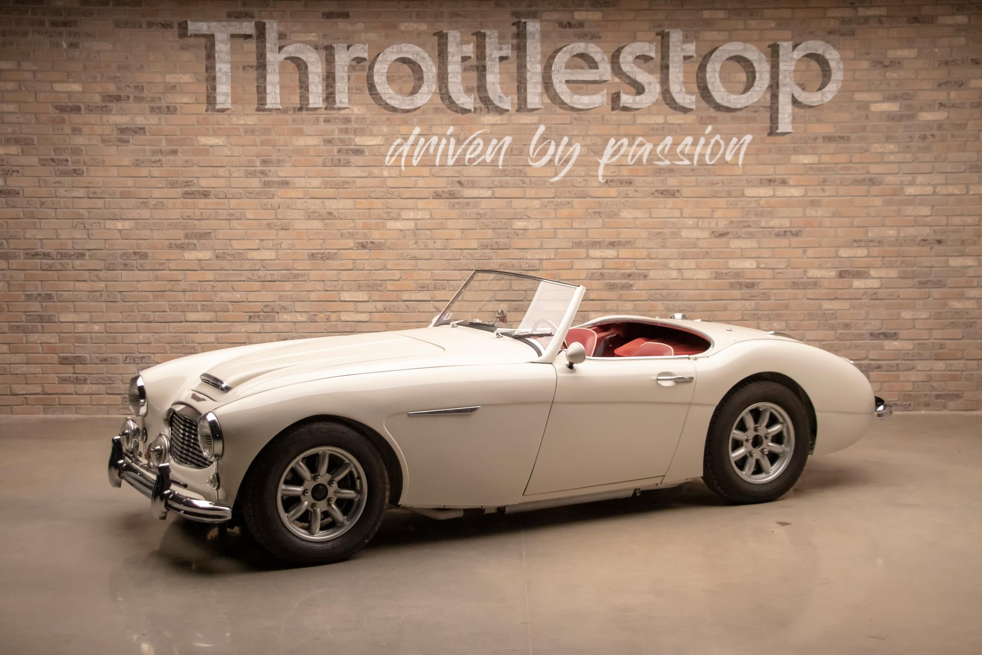 1958 austin healey 100 6 bn 6 convertible