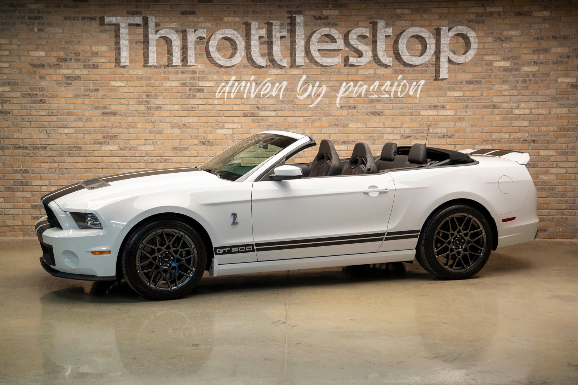 2014 ford gt mustang 500 convertible