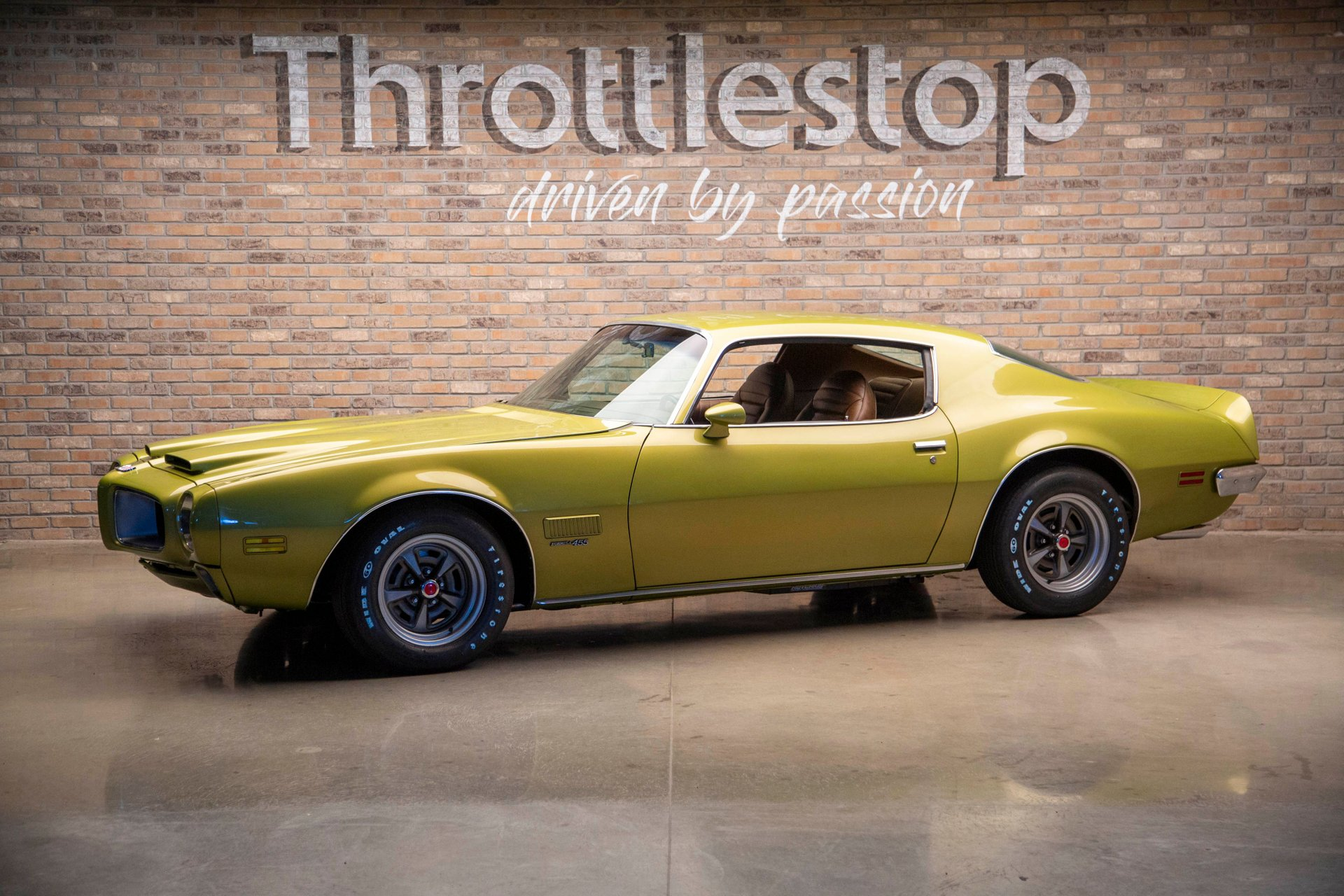 1971 pontiac firebird formula 455
