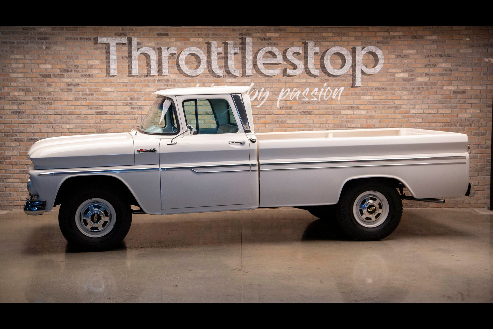 1962 chevrolet c10 fleetside long box pickup