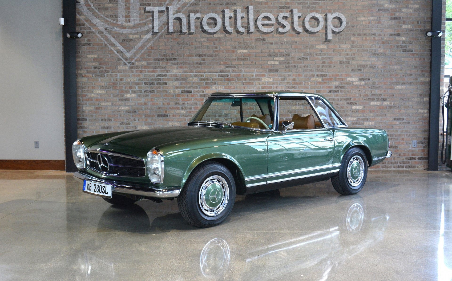 1969 mercedes mercedes benz 280sl