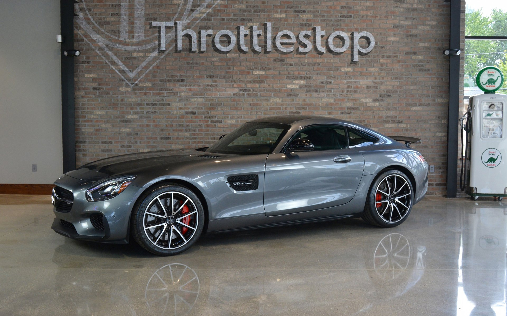 2016 mercedes mercedes benz amg gts coupe