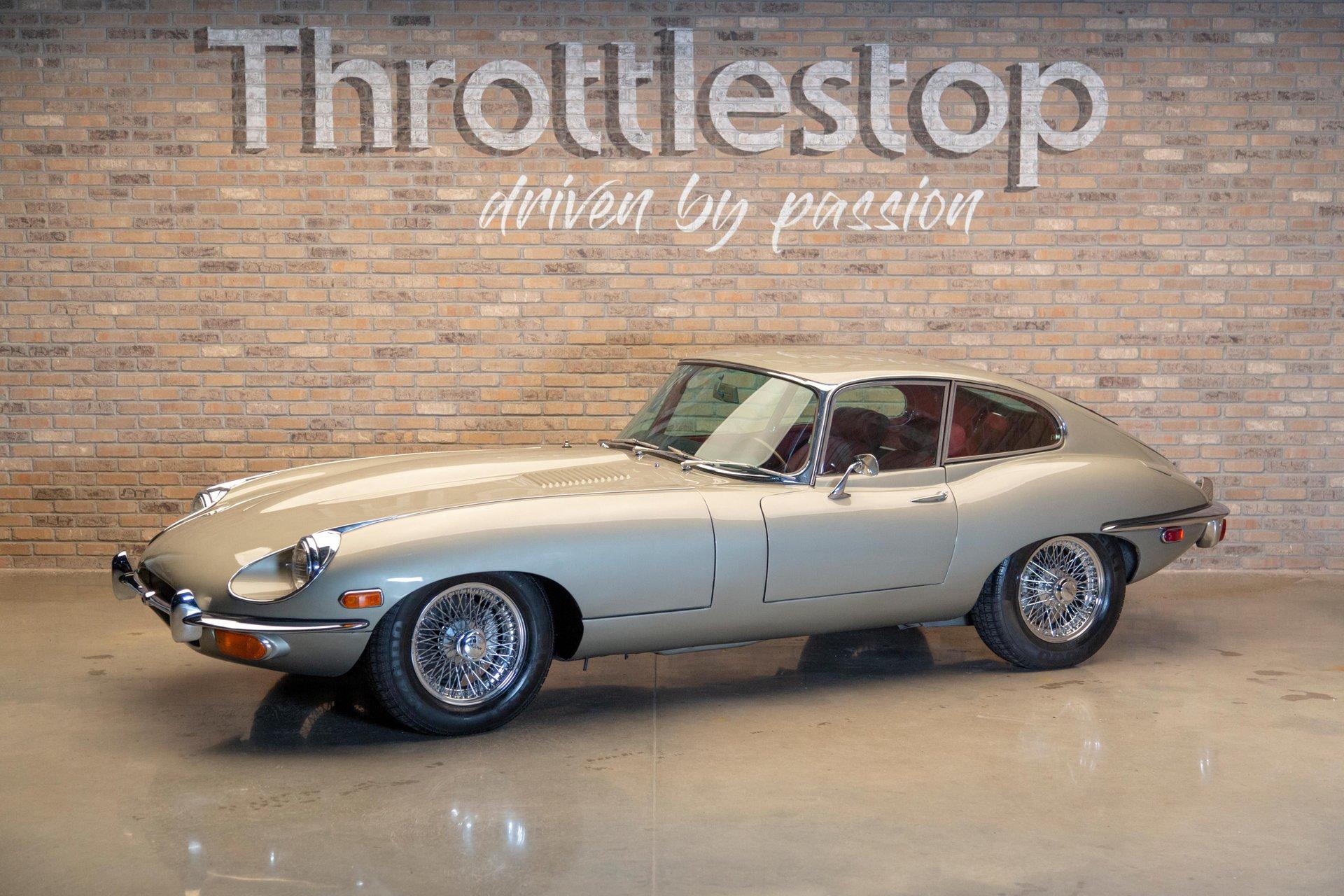 1969 jaguar e type 4 2 coupe