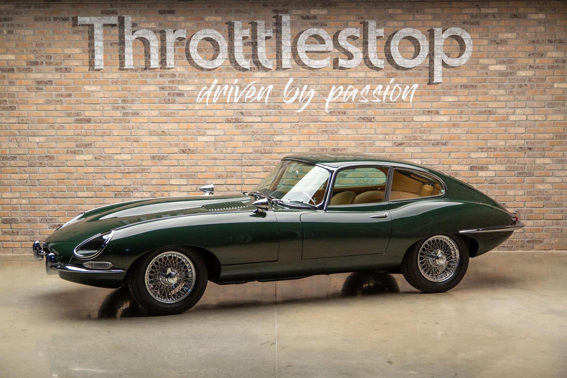 1964 jaguar e type coupe