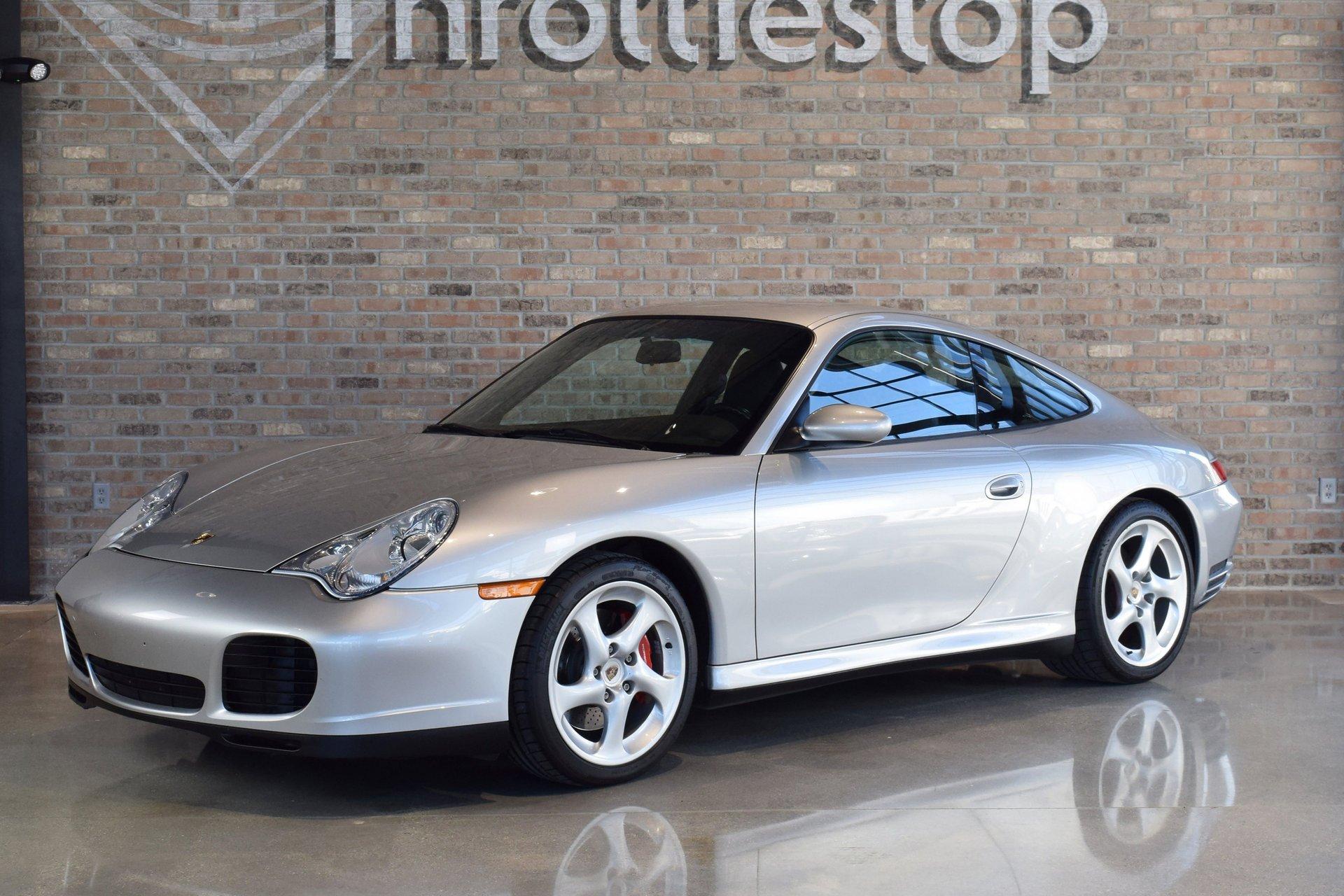 2002 porsche 911 c4s coupe